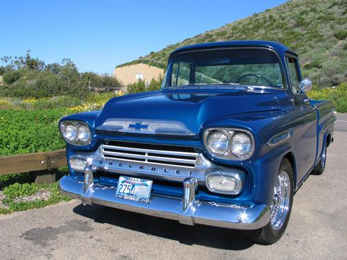 1956 Ford F100 Wallpaper