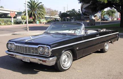 64 Impala Ss Convertible Page 1